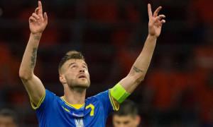 Гол Ярмоленка претендує на звання найкращого на Євро-2020: показуємо як проголосувати