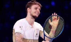 Один довбой*б обігрує іншого...: казахстанський тенісист жорстко виматюкувався під час матчу