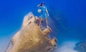 Клуб Бекхема презентував нову форму на дні океану