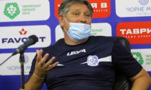 Ковалець – тренер туру у Першій лізі