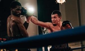 Український боксер завоював перший титул у кар'єрі