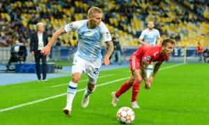 Динамо - Бенфіка 0:0. Огляд матчу