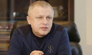 Суркіс не планує звільняти Михайличенка – ЗМІ