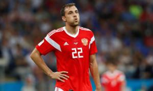 Дзюба: Лукаку був шокований, дивлячись на гру Росії в обороні