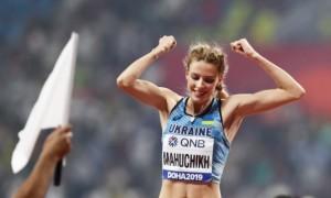 Магучіх встановила світовий рекорд у Німеччині