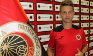 Хавбек СК Дніпро-1 перейшов у турецький клуб
