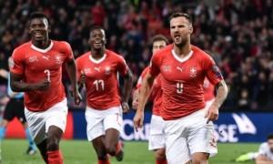Швейцарія - Ірландія 2:0. Огляд матчу