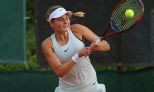 Завацька програла росіянці першому колі турніру в Лінці