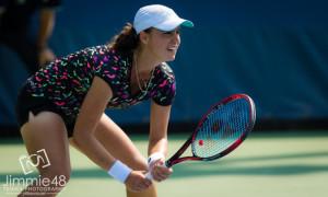 Калініна перемогла у 1/8 турніру в Торуні