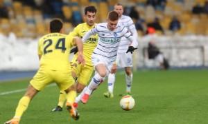 Екстренер Динамо не вірить у камбек киян в матчі з Вільяреалом