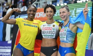 Бех-Романчук здобула золото на чемпіонаті Європи