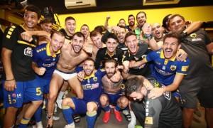 АЕК із Чигринським вийшов у фінал Кубка Греції