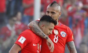 Санчес та Відаль будуть відправлені на карантин по приїзду в Чилі