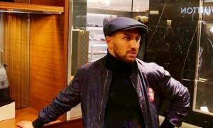 Let's go, champ: Ломаченко зустрівся зі скандальним боксером, який маніакально переслідував Кличка. ВІДЕО