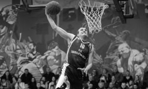 Відомий український баскетболіст помер у 26-річному віці