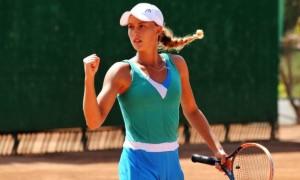 Чернишова тріумфувала на турнірі в Анталії