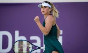 Костюк: Це був приголомшливий тиждень на турнірі в Абу-Дабі