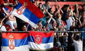 Львів відвідають угрупування сербських хуліганів