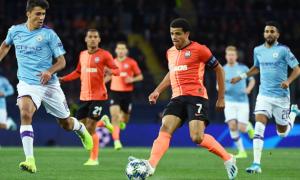 Шахтар - Манчестер Сіті 0:3. Огляд матчу