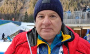 Бринзак: Тренер Логінова взяв акредитацію у нас, щоб потрапити на трасу
