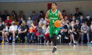 Кеффі продовжить кар'єру в Київ-Баскеті