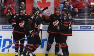 Канада розгромила Фінляндію та пробилась у фінал чемпіонату світу U-20