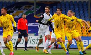 Олександрія - Рух 0:0. Огляд матчу