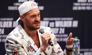 Ф'юрі анонсував бій з чемпіоном UFC