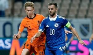 Боснія і Герцеговина - Нідерланди 0:0. Огляд матчу