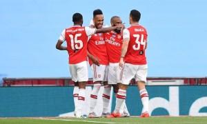 Арсенал обіграв Манчестер Сіті та вийшов у фінал Кубка Англії