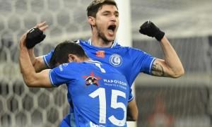 Яремчук отримав максимальну оцінку за матч чемпіонату Бельгії