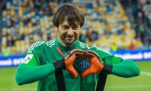 Шовковський: Лунін вже довів, що він - одна з надій українського футболу