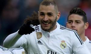 Бензема близький до рекорду за результативністю в Реалі