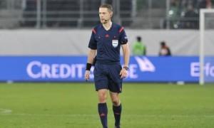 УЄФА визначилася з арбітрами на матч Ліги Європи Динамо - Брюгге