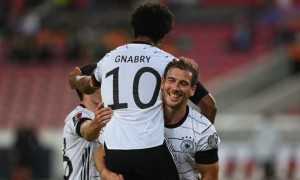 Німеччина - Вірменія 6:0. Огляд матчу