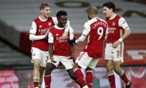 Арсенал упевнено переміг Ньюкасл у 34 турі АПЛ