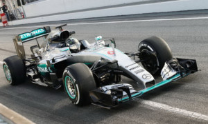 Мерседес: Формула-1 відмовиться від двигунів внутрішнього згоряння
