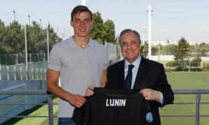 Лунін стане другим воротарем Реала в наступному сезоні