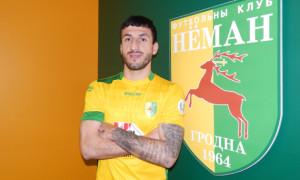 Німан - ФК Вітебськ 2:0. Огляд матчу