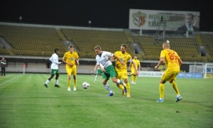 Ворскла - Інгулець 2:0. Огляд матчу