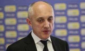 Собуцький просить призупинити його повноваження віце-президента УАФ