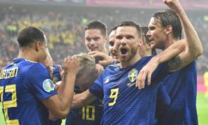 Румунія - Швеція 0:2. Огляд матчу