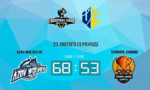 Azov Wolves GC перемогли Ternopil Gaming у чемпіонаті України