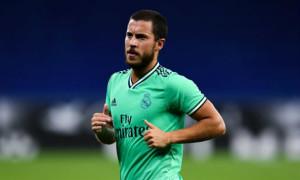Реал може продати Азара в 2021 році