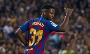 Барселоні запропонували 100 млн євро за трансфер Фаті
