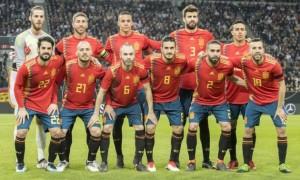 Збірна Іспанії оголосила склад на матчі відбору на ЧС-2022