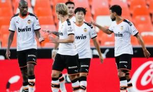 Валенсія - Вальядолід 2:1. Огляд матчу