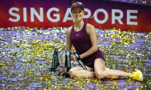 Золота колекція. Еліна Світоліна виграла Підсумковий турнір WTA. Фінал