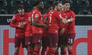 Кельн сенсаційно здолав Боруссію М у 20 турі Бундесліги