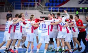 Мотор переміг Загреб у 8 турі Ліги чемпіонів